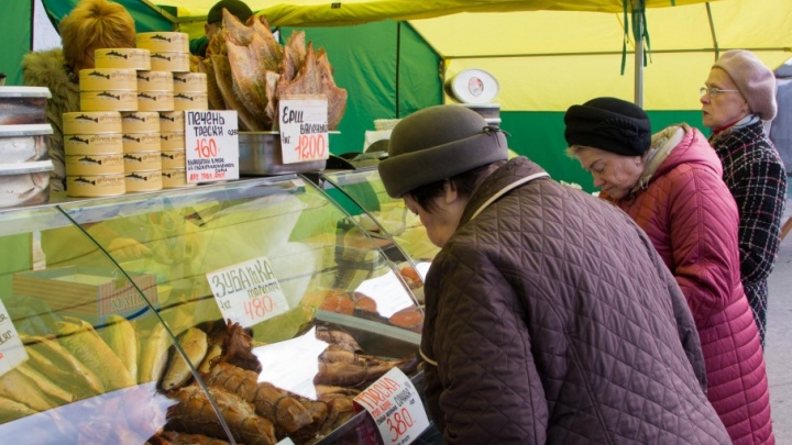 Уже есть чем закупиться: как продавцы готовятся к Маргаритинской ярмарке