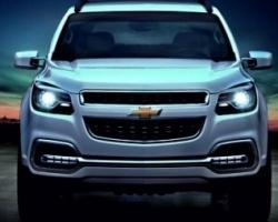 Новый Chevrolet Trailblazer от 1 444 000 рублей в «Зет-Моторс»