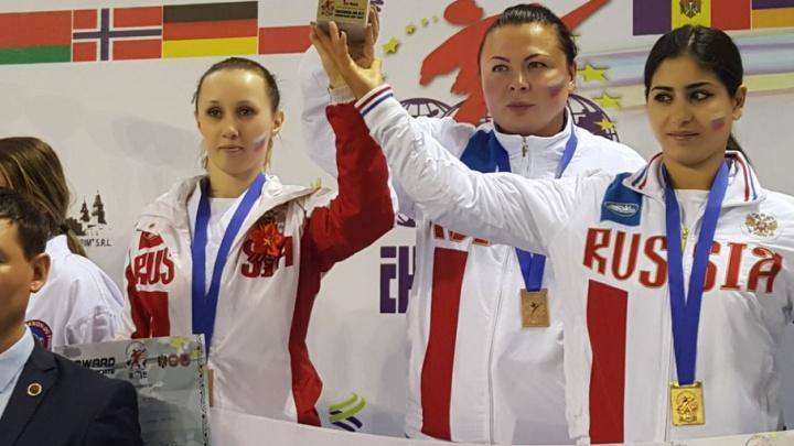 Поморские тхэквондисты завоевали 6 медалей на Кубке Европы