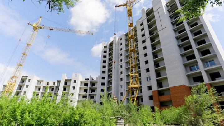 В Дзержинском районе Волгограда возобновят строительство проблемного дома