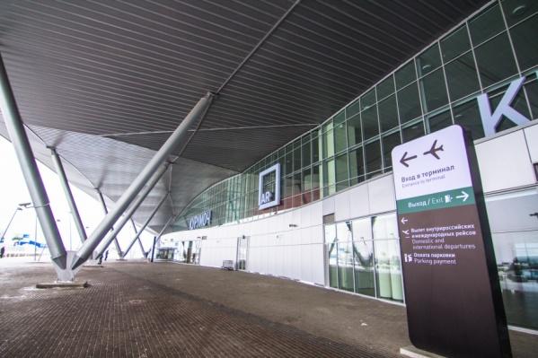 Машину с поминутной арендой можно будет взять сразу при выходе из пассажирского терминала