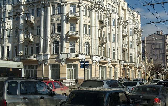 На первомайских праздниках в центре Ростова ограничат движение