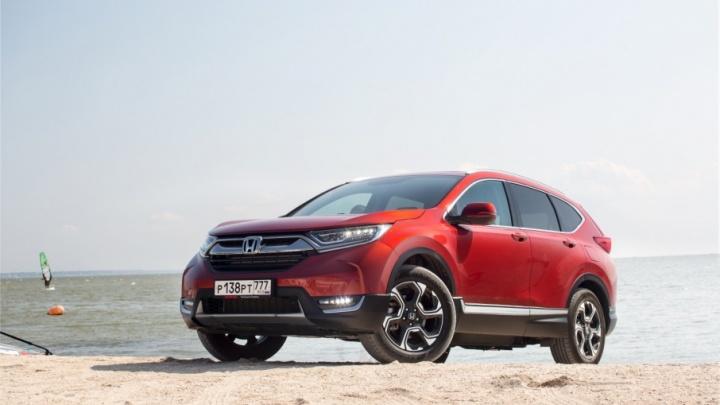 Специфика кроссовера Honda CR-V