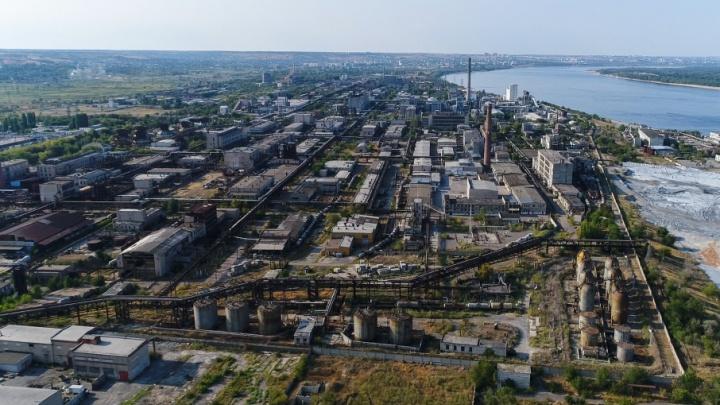 В Волгограде закрытым «Химпромом» заинтересовался владелец международного аэропорта