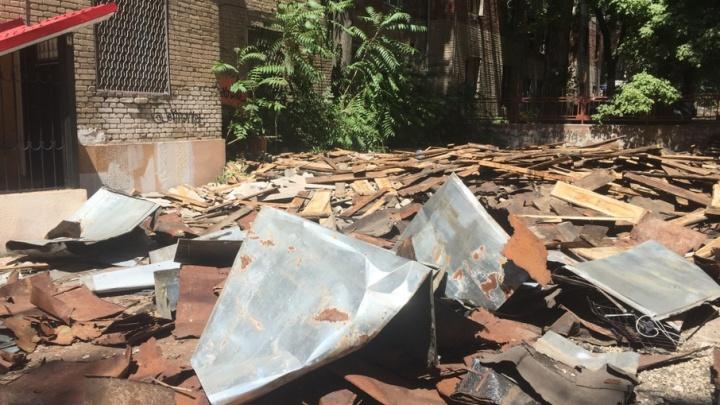 Компанию «Промышленная группа Южный регион» накажут за строительный мусор