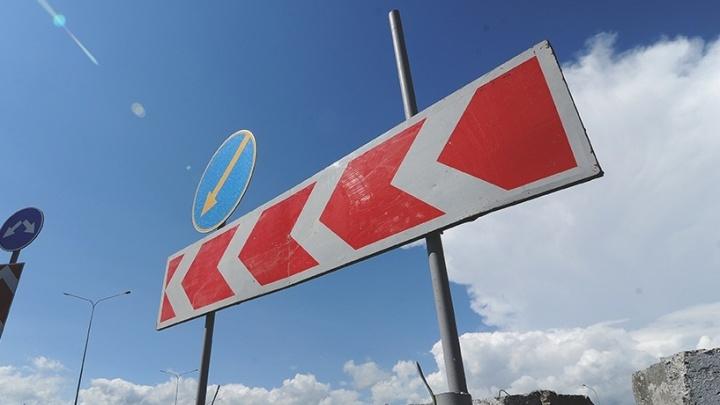 На тюменской объездной построят еще один надземный переход