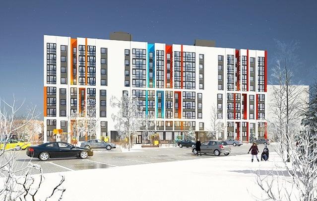 Мечта? Уже реальность: ипотека без первоначального взноса в новом жилом комплексе