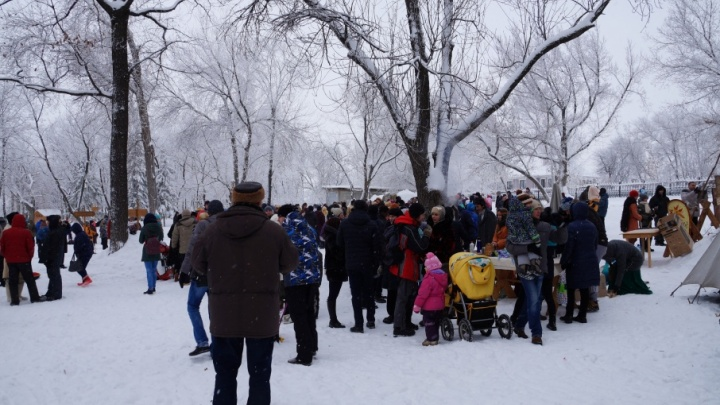Жители Самары просят обновить Загородный парк