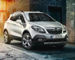 В августе в «Зет-Моторс» Opel Mokka – от 685 тысяч рублей