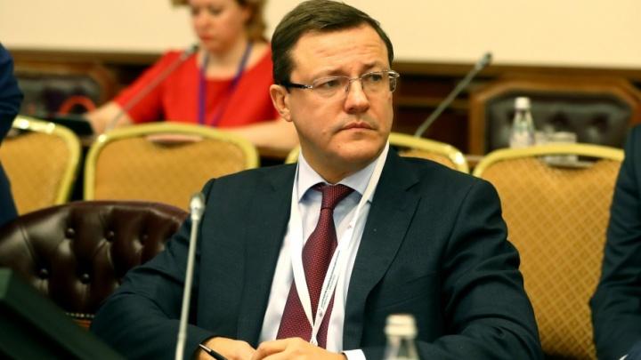 «Может, мой уход – потеря для области»: Меркушкина на посту главы региона сменит Азаров