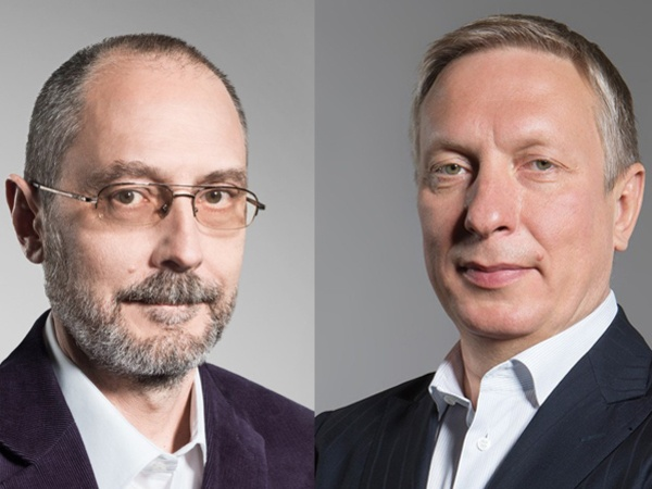 Андрей Баронов (слева) и Ратмир Тимашев / фото с сайта veeam.com / коллаж