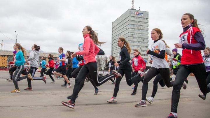 В воскресенье дороги Архангельска перекроют ради марафона от Сбербанка