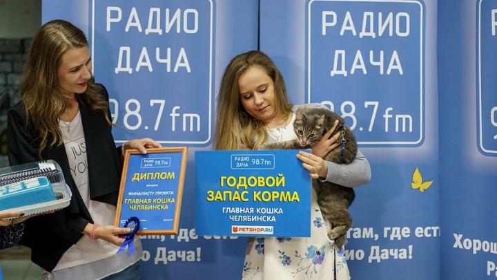 В Челябинске прошли выборы на должность главной кошки города