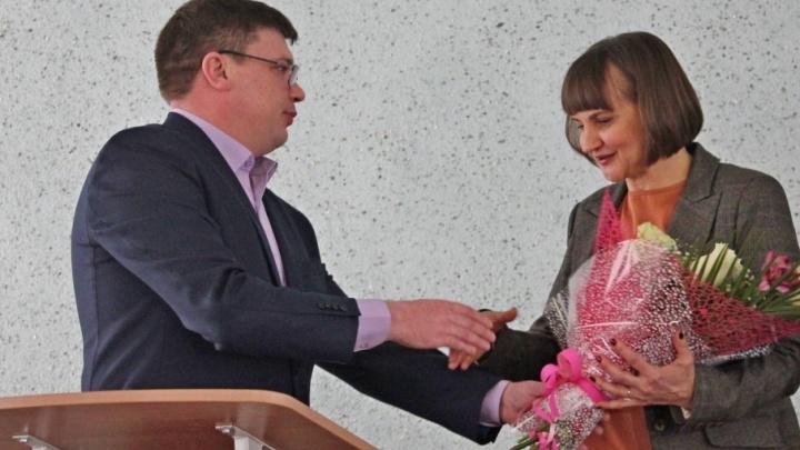 Замешанную в коррупционном скандале экс-главу Котласского района сменила Татьяна Сергеева