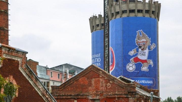 Фальшфасады на 13,7 млн рублей: от туристов ЧМ-2018 спрячут 38 домов