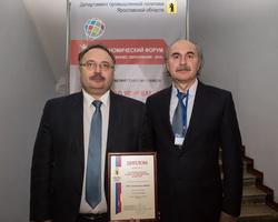 ЯНОС вновь удостоен региональной премии в области обеспечения качества