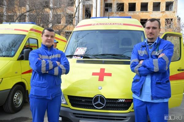 Врачи скорой помощи отмечают сегодня профессиональный праздник.