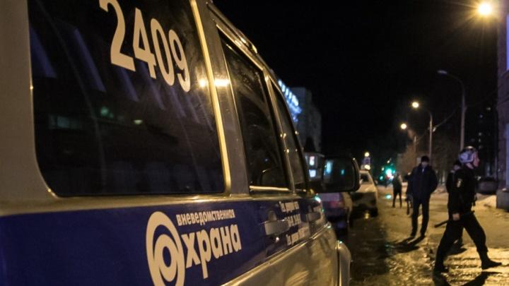 Архангелогородец устроил поножовщину в подмосковном Рошале