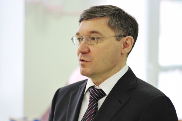 Владимир Якушев возглавляет регион с ноября 2005 года