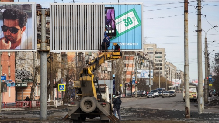 Рекламный передел: Архангельску ищут новых хозяев «наружки»
