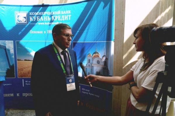 Виктора Бударина избрали в новый состав совета Ассоциации «Россия»