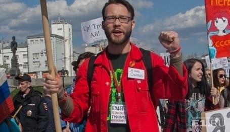 """Семён Чирков рассказал, из-за чего Екатеринбург остался без """"Монстрации""""."""
