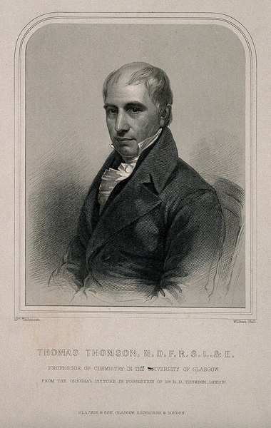 Томас Томпсон, гравюра 1855 года//удаленное с сайта Wikipedia.org изображение