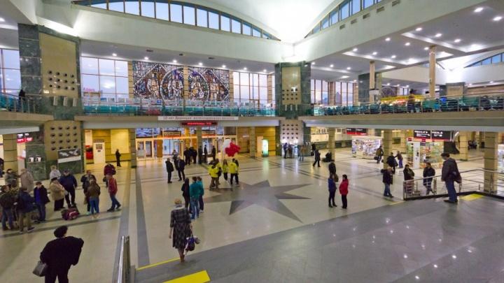 Волна эвакуаций в Челябинске докатилась до железнодорожного вокзала