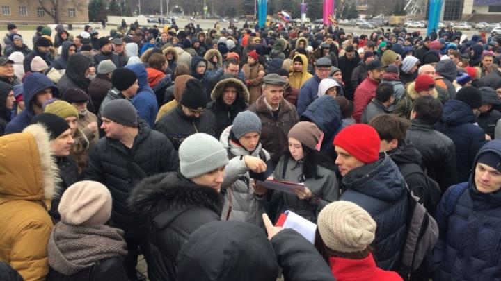 Не сжалились: ростовский облсуд оставил в силе приговор донскому стороннику Навального