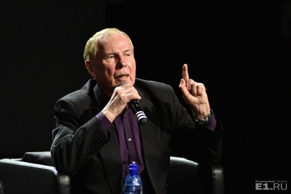 Владимир Гостюхин снялся более чем в сотне фильмов, но многие знают его только по сериалу «Дальнобойщики».