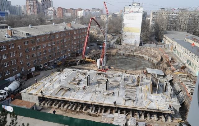 На территории ДГТУ появится первое в Ростове круглое здание