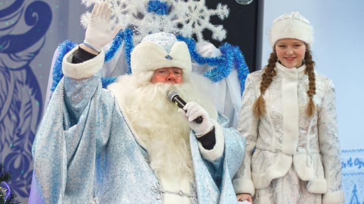 На следующей неделе под Тюменью откроется резиденция Деда Мороза