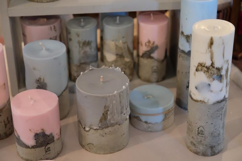 Свечи с бетоном приготовление и уплотнение бетонной смеси