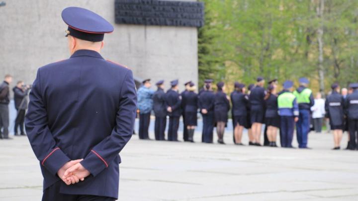 Архангельские полицейские приняли участие в акции «Завтра была война»