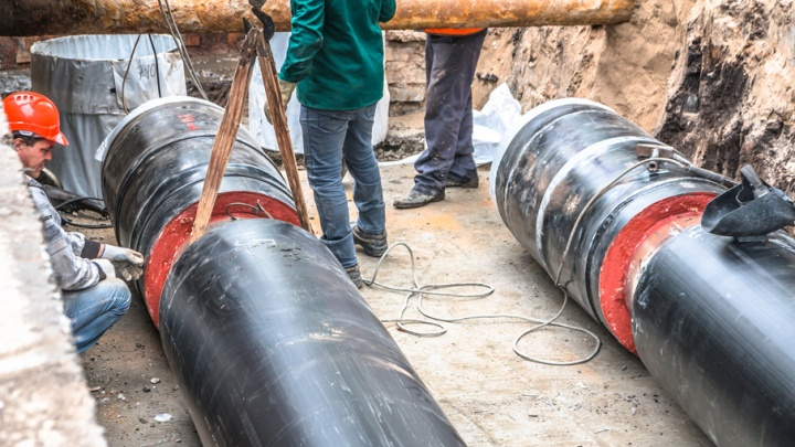 В Самаре жители десяти улиц останутся без горячей воды до середины июня