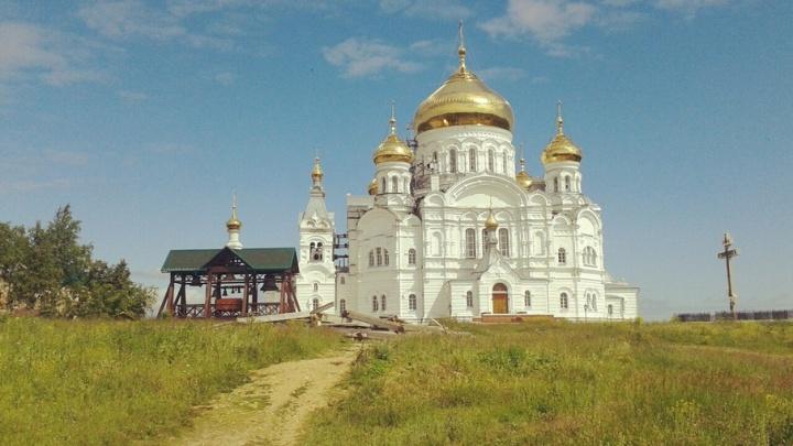 Космонавты МКС поздравят верующих с праздником на 120-летии Белогорского монастыря
