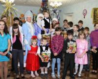 Ярославские энергетики поздравили воспитанников любимского детского дома