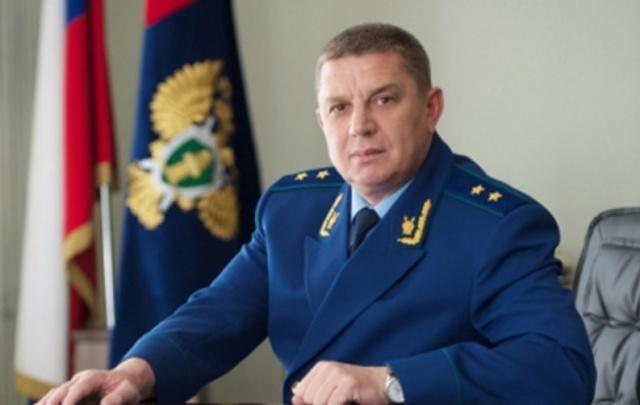 Владимир Путин продлил полномочия прокурора Ростовской области еще на пять лет