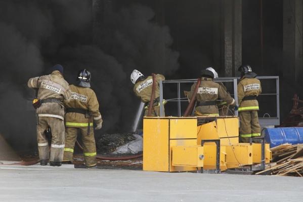 Самые крупные сокращения ждут пожарный отряд