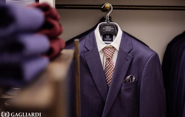 Мужской стиль: в Тюмени появился еще один магазин высококлассной одежды