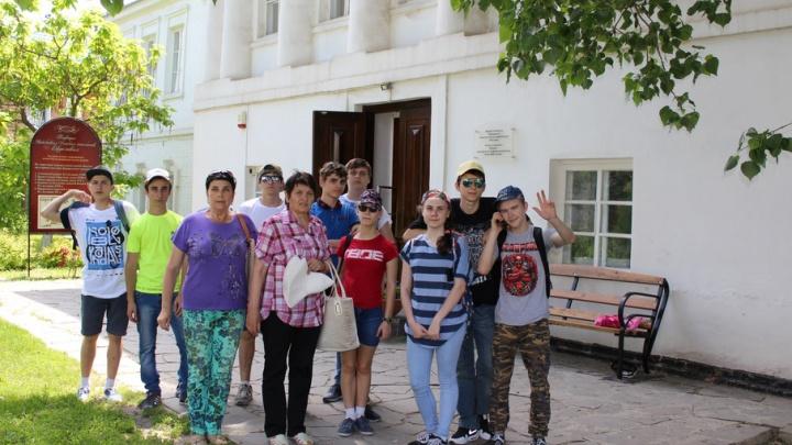 «Кубань Кредит» устроил речной круиз для воспитанников ростовского интерната