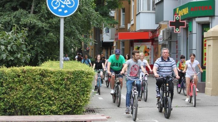 В Ростове хотят отметить Всемирный день без автомобиля