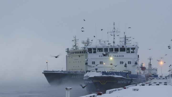 Снег и гололед ожидают северян в среду
