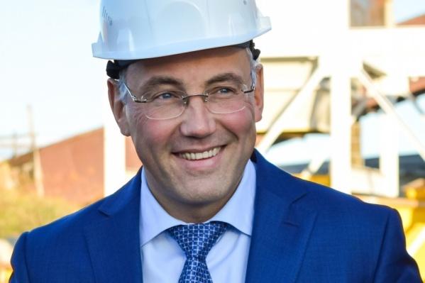 Экс-губернатор НАО Игорь Кошин