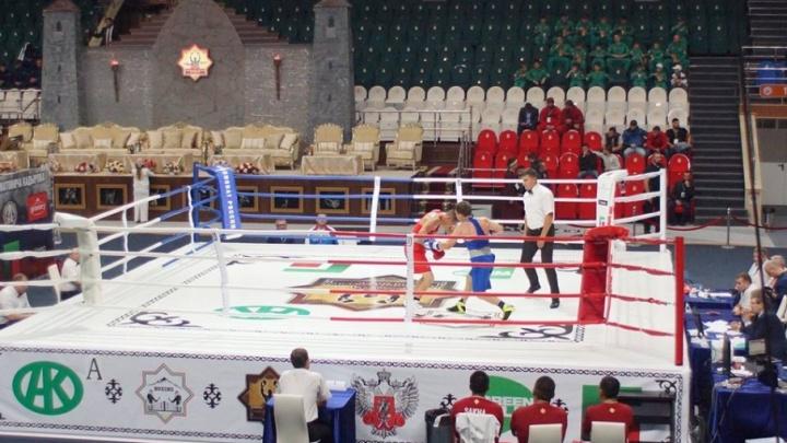 Волгоградские боксеры не смогли пробиться в финал чемпионата России