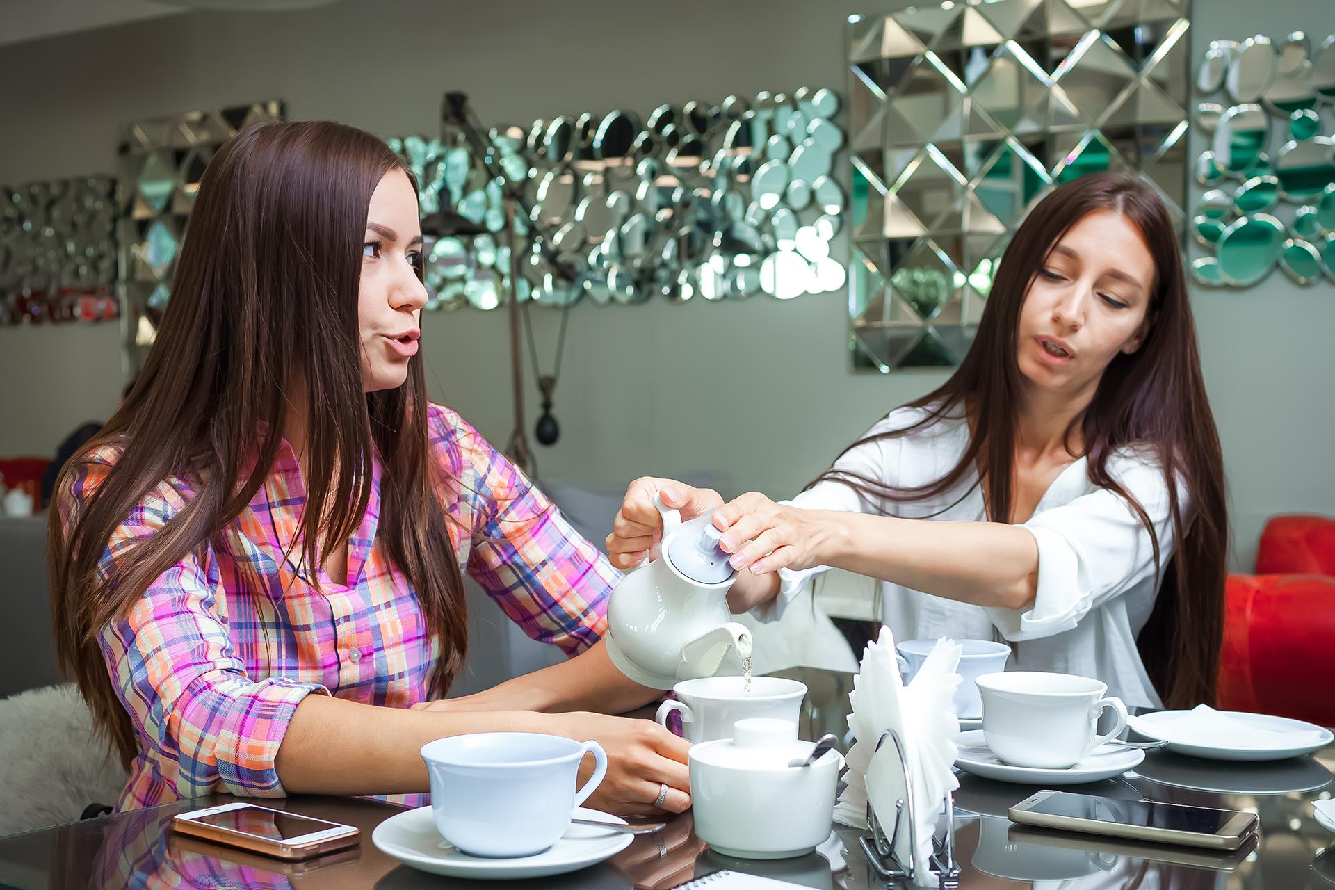 Совместный бизнес сделал дружбу сестёр ещё более крепкой