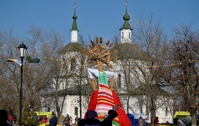 Станицу Старочеркасскую на Масленицу посетили более 17 тысяч человек