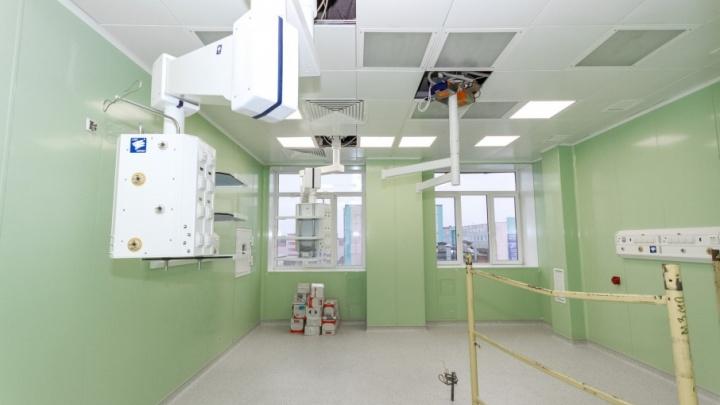 Челябинские врачи смогут оперировать, консультируясь с коллегами из любой точки мира