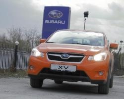 Subaru XV – душа нараспашку