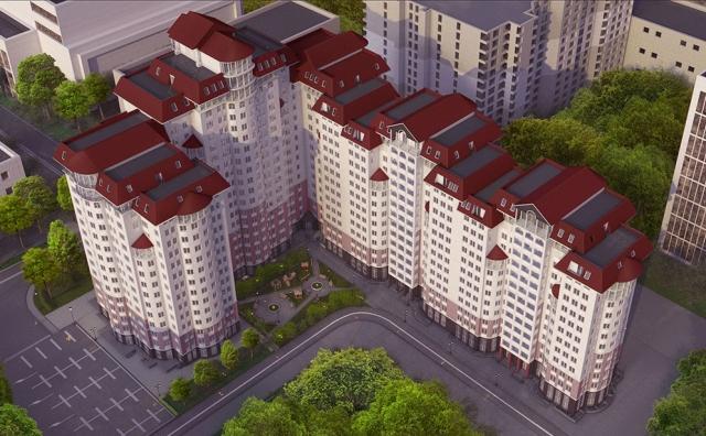 Жилой комплекс «Машковъ» – новоселье уже в этом году